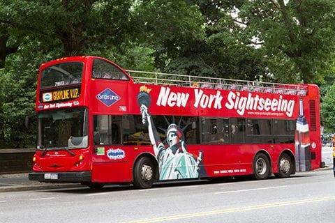 bus-touren-kommunikations-systeme-hop-on-hop-off fahrzeugen