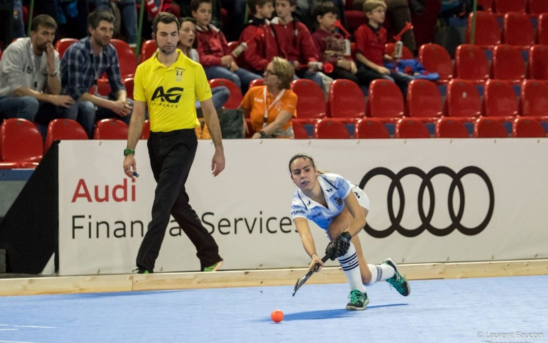 AXIWI bietet den Topschiedsrichtern des Belgischen Hockeyverbandes viele Vorteile